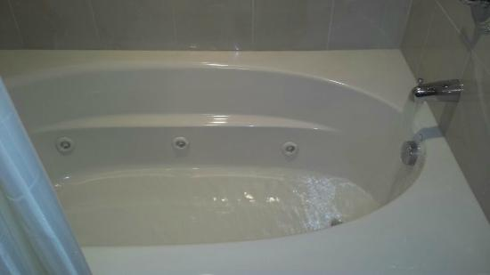 Ann Arbor Regent Hotel & Suites: Whirlpooth bath
