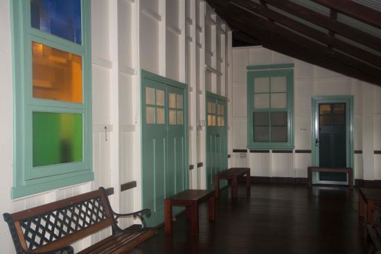 SSJG Heritage Centre Broome: Verandah
