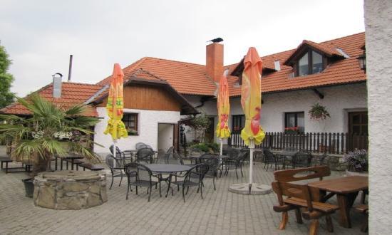 Restaurace a Penzion u Buchlovskeho Zamku