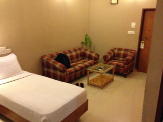 Cross Roads Inn: Zimmer 312