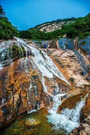 Jiulong Waterfall Scenic: Beautiful and refreshing to behold