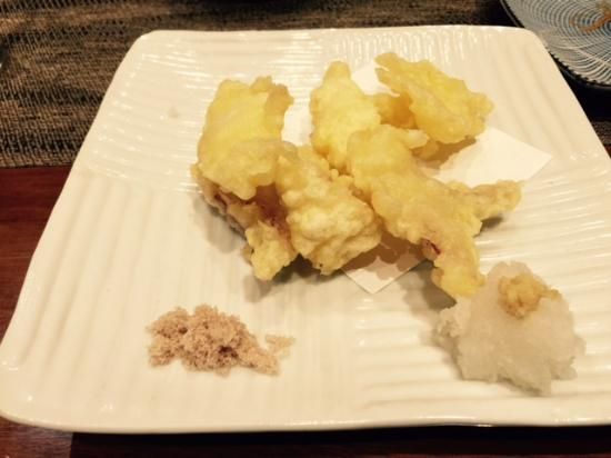 Tempura Squid Recipe — Dishmaps