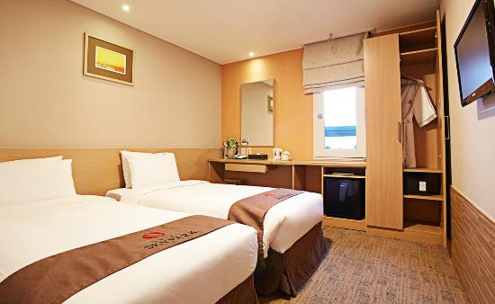 Hotel Skypark Myeongdong 3, hôtels à Séoul