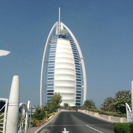 Burj Al Arab Jumeirah Best Hotel In The World