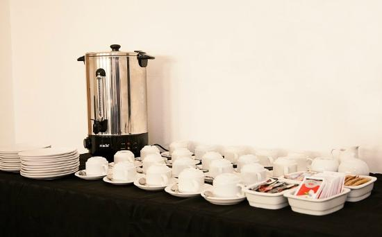 Coffee Station In Conference Room Picture Of Musina Hotel