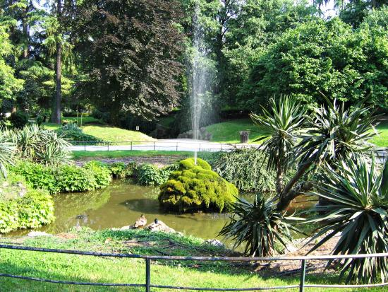 Anfiteatro Romano - Giardini dell'Arena : Gardens