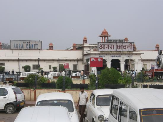 Hotel Taj Resorts: Agra Cantt Railway Station