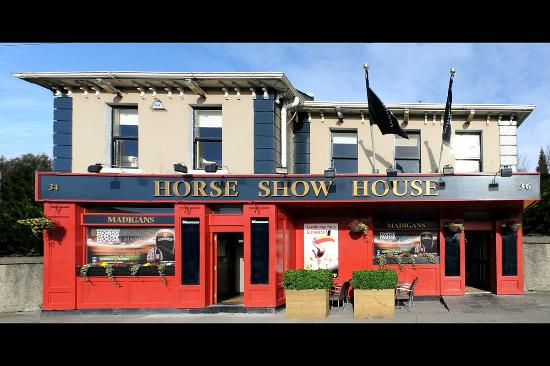 Restaurants Near Ballsbridge Hotel Dublin
