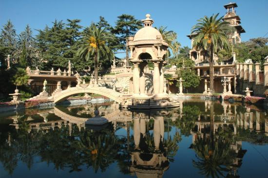 Imperia, Italy: Laghetto parco Villa Grock
