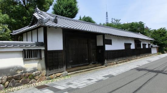 加藤家屋敷跡