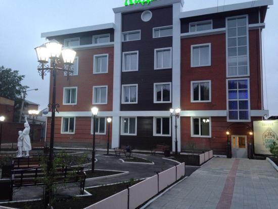 Отель Белое Озеро