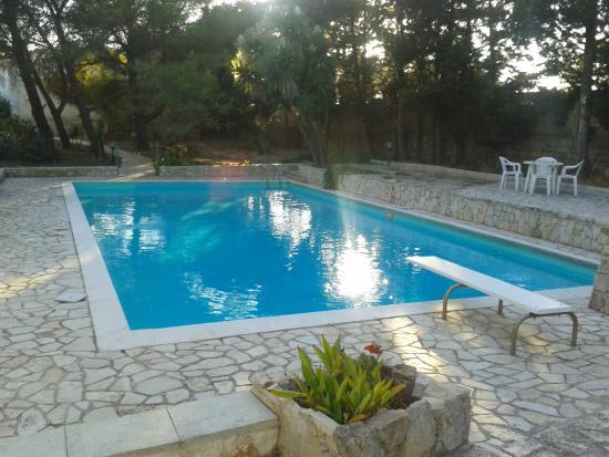 Masseria Artemisia: La nostra piscina.