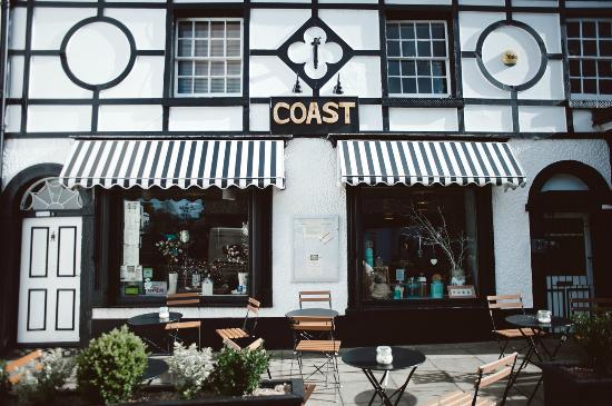 Coast Cafe Bistro