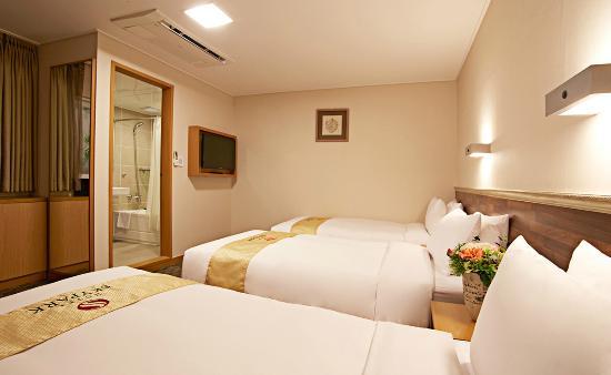 Hotel Skypark Myeongdong 1, hôtels à Séoul
