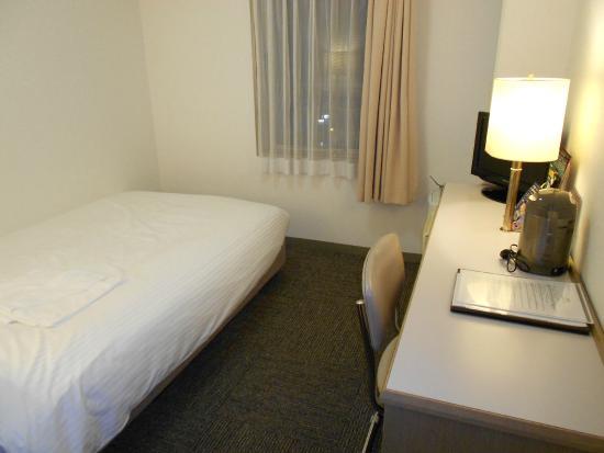 Shin-Osaka Sunny Stone Hotel: สภาพห้องพัก