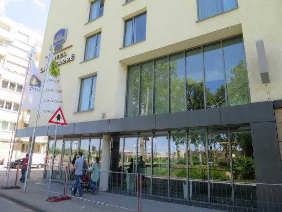 Mannheim Germany Best Western Plus Hotel Lanzcarr Ef Bf Bd