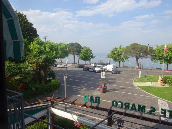 Hotel San Marco: Balkonzimmer mit Seeblick