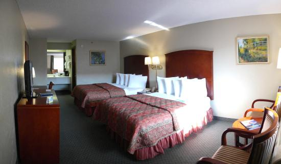 Days Inn Branson/Near the Strip : Room