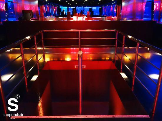Supperclub Cruise Amsterdam: le Bar Noir