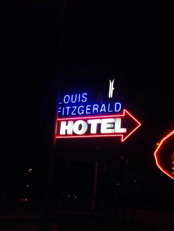 Louis Fitzgerald Hotel Photo