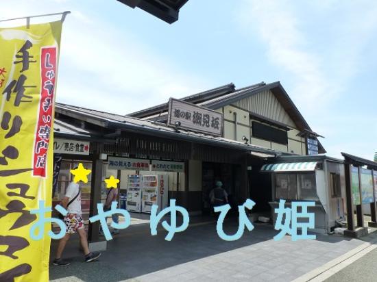 Michi-no-Eki Shiomizaka : 外観