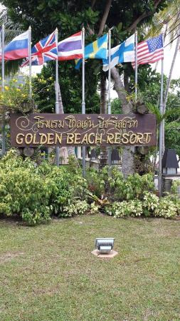Golden Beach Resort: Hotel