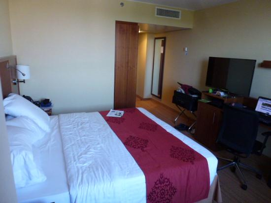 Courtyard Toulouse Airport: room #510