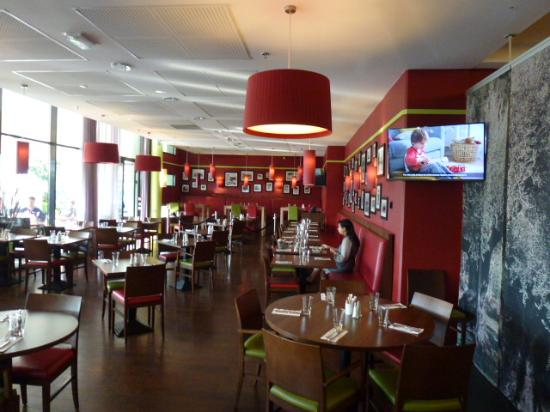Courtyard by Marriott Toulouse Airport: restaurant