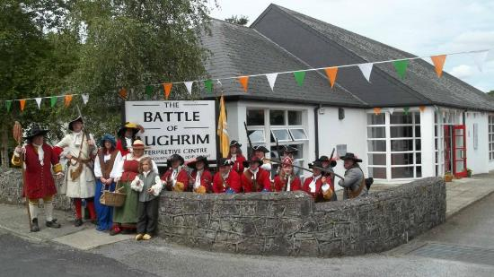 ‪Battle of Aughrim Interpretative Centre‬