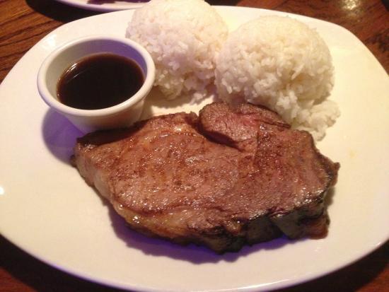 Outback Steakhouse: プライム8オンス