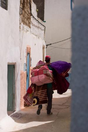 Dar KamalChaoui: Au détour d'une rue