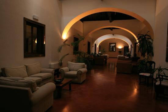 Hotel Sao Joao de Deus: Коридор