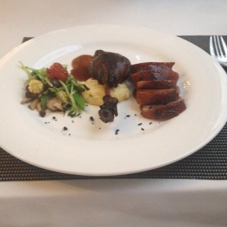 Set Lunch @ Farquhar Mansion
