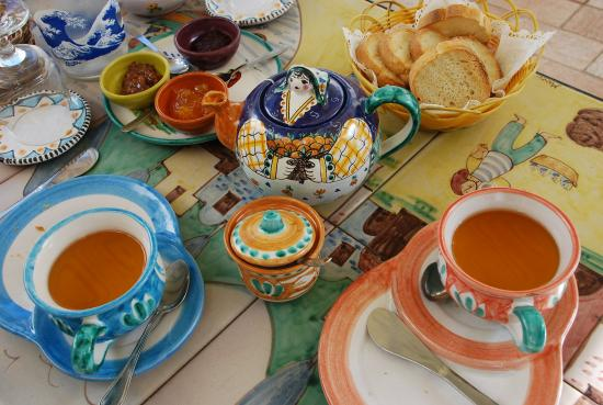 Casa Teresa : colazione