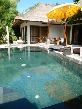 Jamahal Private Resort & Spa: Poolvilla