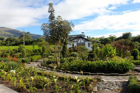 Tambillo, Ecuador: Le site