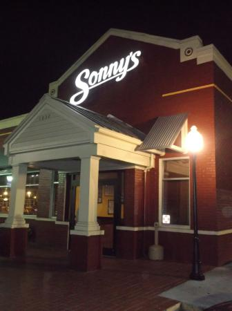 Sonny's BBQ: Good luck !