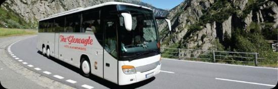 Gleneagle Hotel: Gleneagle Coach Tours