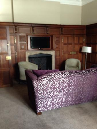 Our hotel suite, the Armada Restaurant and grounds