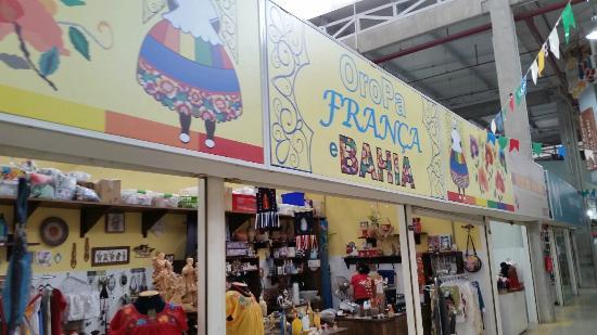 Oropa Franca Bahia