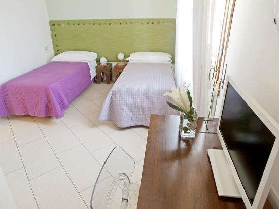 Silvani 123 Bed & Breakfast: Camera DOPPIA