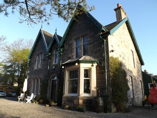Greystones B&B: The exterior of the house