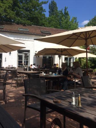 Tennis Club Du Bois De La Cambre Brussel Restaurant Bewertungen