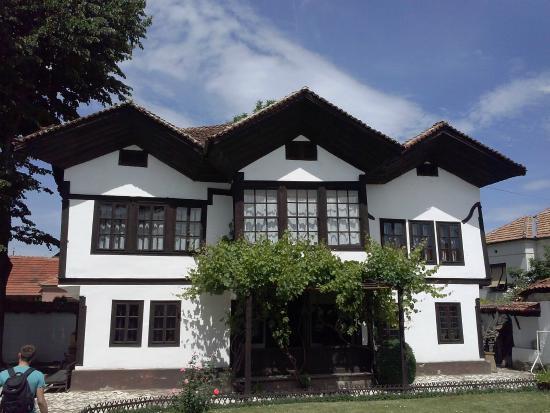 Pirot, Serbien: Museum of Ponišavlje's main buliding