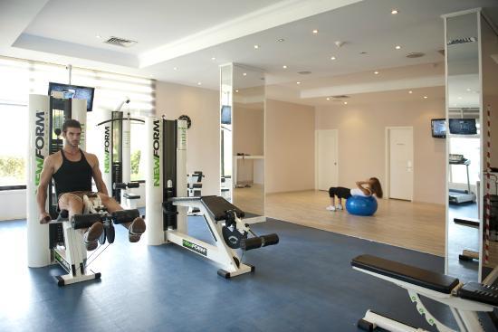 Atlantica Bay Hotel: Hermes Fitness Center