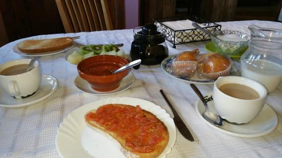 Resultado de imagen para desayuno casero