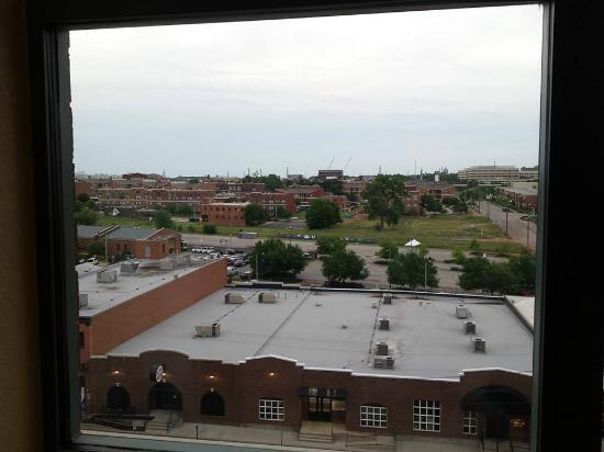Hilton Garden Inn Oklahoma City – Bricktown : Room 817
