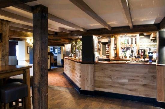 Premier Inn Basildon South Hotel: Bar