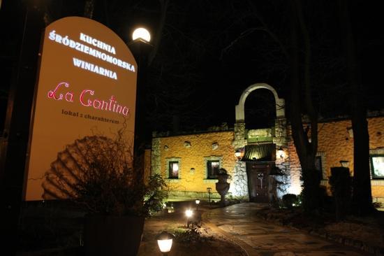 La Cantina Restauracja : jolanta zakordoniec