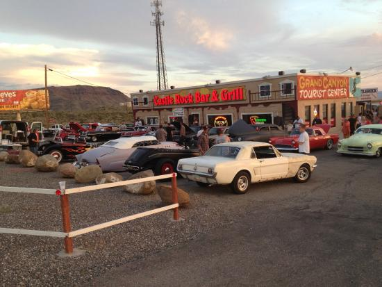 Classic Route Car Show At Castle Rock Picture Of Castle Rock - Route 66 car show